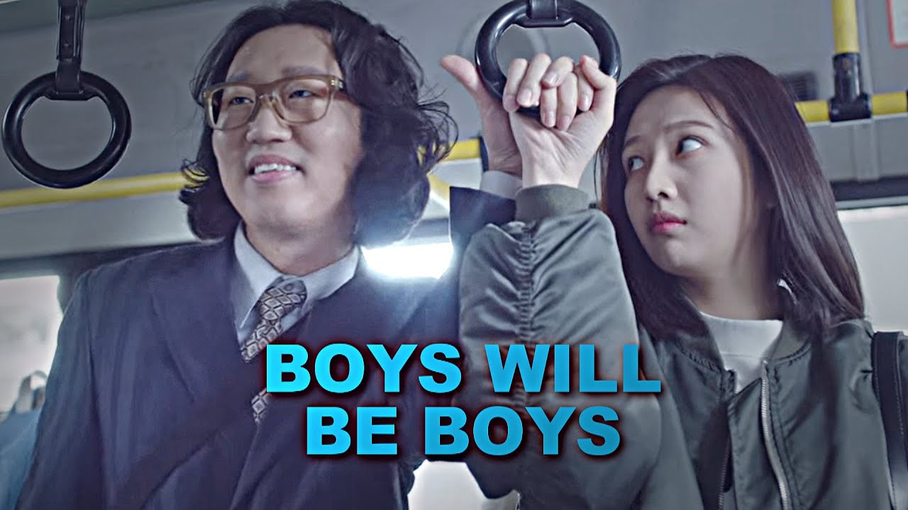 Download Boys will be boys but girls will be women | Multifemale (TW)
