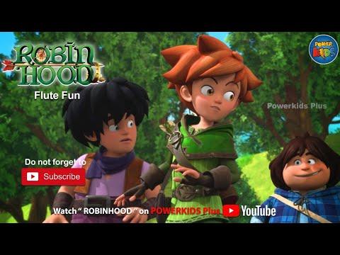 Download Robin Hood | Season 2 | Flute Fun | PowerKids Plus