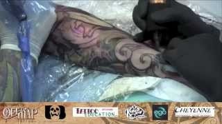 Guy Aitchison Jeff Gogue Collaboration Tattoo Part 4 of 4