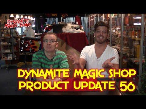 Dynamite Magic Shop Product Update 56 -  Dynamite Magic Shop.com