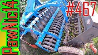 I znów siew rzepaku, tyle że z nowym sprzętem - Życie zwyczajnego rolnika #467