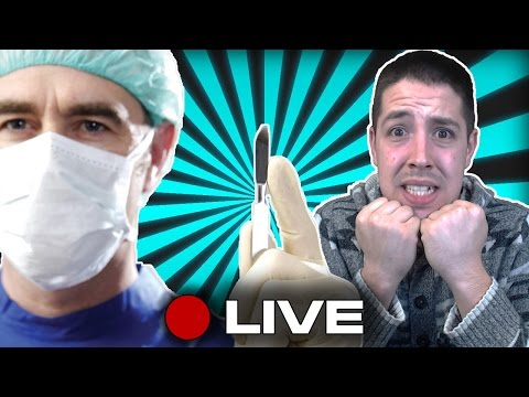 Going for Surgery Tomorrow - LIVE Stream + Q&A - YouTube
