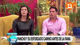 La historia de Pancho Saavedra (Parte 1)   Bienvenidos