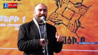 Ռեժիմը վռնդվելու է. դեկտեմբերի 1-ին ծնունդ կտանք ազատությանը. Պավլիկ Մանուկյան