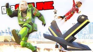 GTA 5 ONLINE (PC) - УЛЕТНЫЙ ХВОСТ (БАГИ)! #112