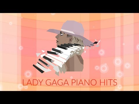 Lady Gaga Piano Hits (74 Songs, 4h 40min)