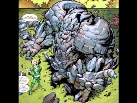 Rockslide Marvel Legends Custom X Men Avengers Dc Comics