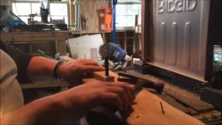 Easy Pallet Nail Remover Jig