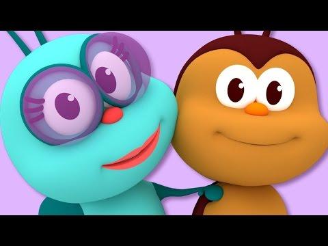 Hello My Friend, Let's Play Together - Kids Songs \u0026 Nursery Rhymes