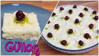 Güllac - Milchdessert aus der osmanischen Küche
