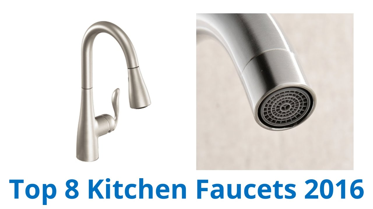 Best Kitchen Faucets YouTube - Best kitchen faucets 2016