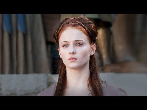 Sansa Stark || Castle Walls