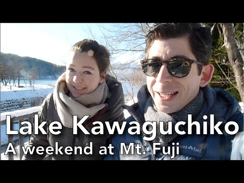 A weekend at Mt. Fuji   Ep. 013   OurLifeInJapan