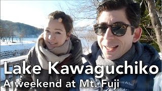 A weekend at Mt. Fuji | Ep. 013 | OurLifeInJapan