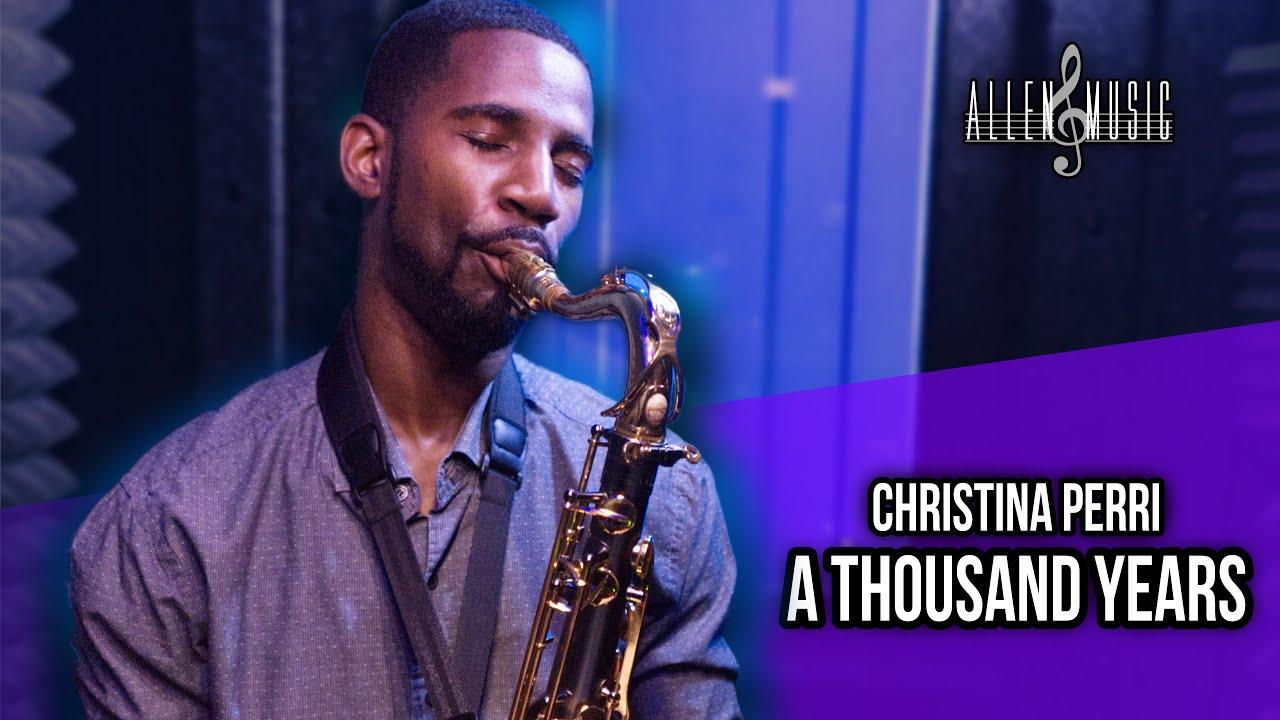 A Thousand Years - Saxophone Cover (Christina Perri)