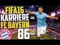 CHAMPIONS LEAGUE ACHTELFINALE !! | Lets Play FIFA 16 Karrieremodus (Fc Bayern München) #86