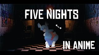 HENTAI OU YES! - Five Nights in Anime