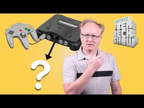 Ben Heck's Portable N64 Part 1