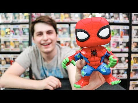 Top 5 Spider-Man Funko Pops