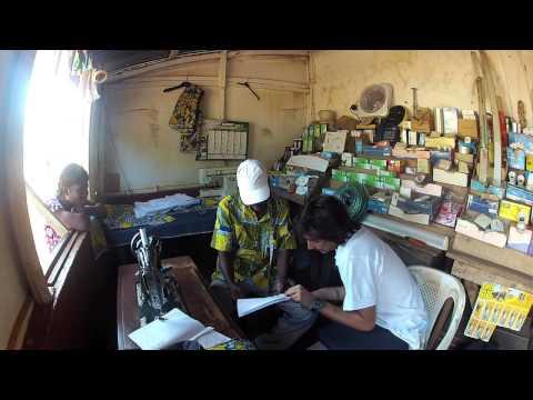 Dreamfins - Kodjo, Kiva client in Togo