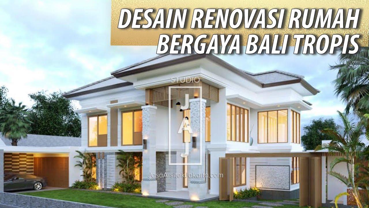 Design Renovasi Rumah 2 Lantai Ibu Kirana Di Jakarta Selatan Jasa Arsitek Jakarta