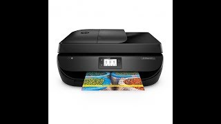 HP OfficeJet 4655 Wireless Unboxing and Review