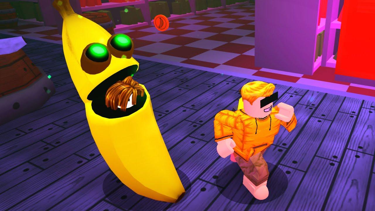 ROBLOX BANANA EATS.. (Devil Banana)