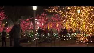 Christmas Eve at Temple Square. 2014
