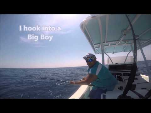 New Smyrna Beach FL - Offshore Fishing with Holy Smokes Char