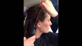 Karmin G3 Salon Pro Curling Wand - Clipless Curling Iron Demonstration