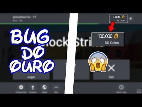 NOVO BUG DO OURO INFINITO NO BLOCK STRIKE (ATUALIZADO)