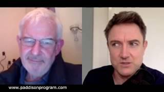 Paddison Podcast: Andy vs Rheumatoid Arthritis and Andy is winning