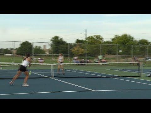 Champlin Park Sweeps Osseo in Girls Tennis