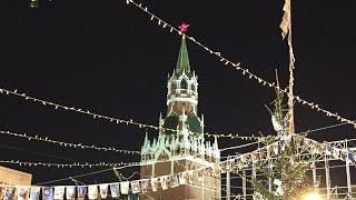 VLOG!!! Новогодние каникулы в Москве!!! Московские достопримечательности :)(Празднуем новый год в Москве! Наше путешествие, прогулки по украшенному городу и посещение московских дост..., 2016-01-13T06:35:53.000Z)