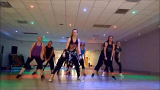 Pippa T - Ebony Eyes - Sean Paul - Zumba® Dance Fitness Choreography