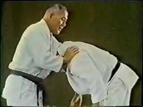 Masahiko Kimura and Kanae Hirata-Hadaka Jime Variations