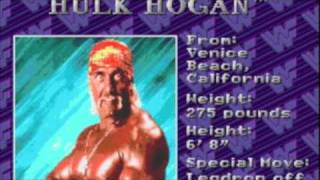 WWF Royal Rumble Hulk Hogan
