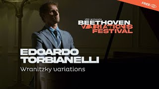 Bande Annonce Beethoven Variations Wranitzky E.Torbianelli