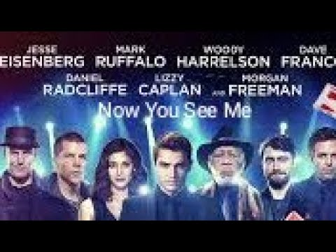 Now You See Me | Group of Magician illusionists | one of the Best scene...