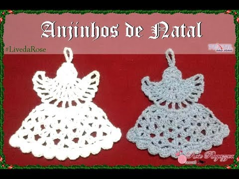 ANJINHOS DE NATAL #LivedaRose 13 ♥ Rose Ragazzon