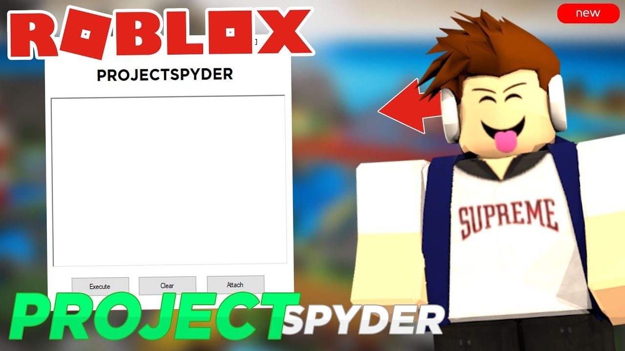 Citizen Youtube Roblox Hacking Project Spyder Execute Scripts Guis And More 2018 Roblox Hack Youtube