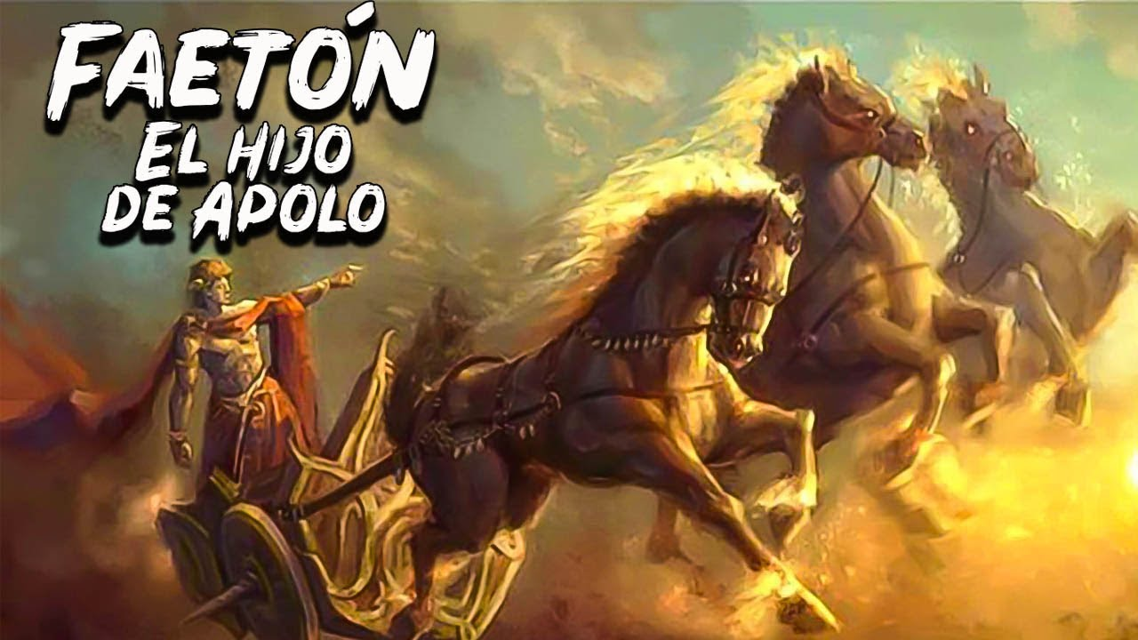 Faetón: La Caída del Hijo de Apolo - Mitología Griega - Mira la Historia