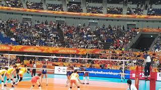 Mondiali Femminili 2018: l'ultimo punto di Italia vs Cina 3-2