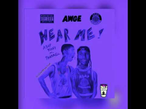 A$AP Rocky - Hear Me ft. Pharrell ( Chopped & Screwed by DJ SLOWED PURP)