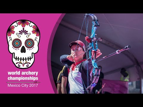 Korea v Germany – Compound Women Team Bronze final | Mexico City 2017