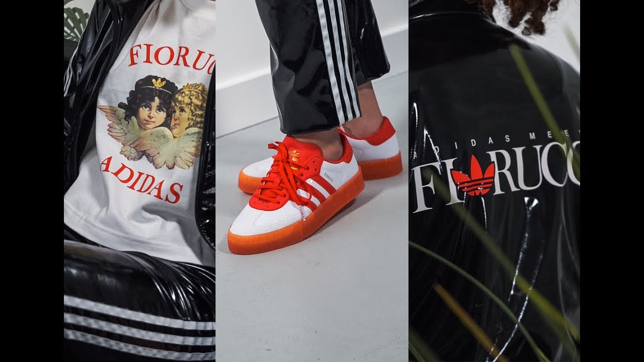 Unboxing the adidas x Fiorucci