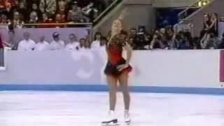 Tanja Szewczenko - 1994 Olympics - LP