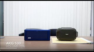 Mifa F7 vs AKG S30