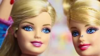 Барби Видео с куклами для девочек Собака укусила Синди Мультик с игрушками Barbie