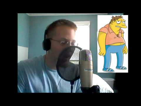 One Man Does Several Voices